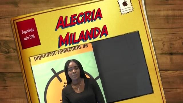 Alegria Milanda
