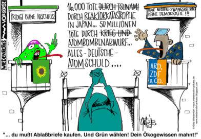 Ratsbericht 3. Mai: PRO wirkt – Grüne Belästigungskampagne in Kindergärten abgesagt!