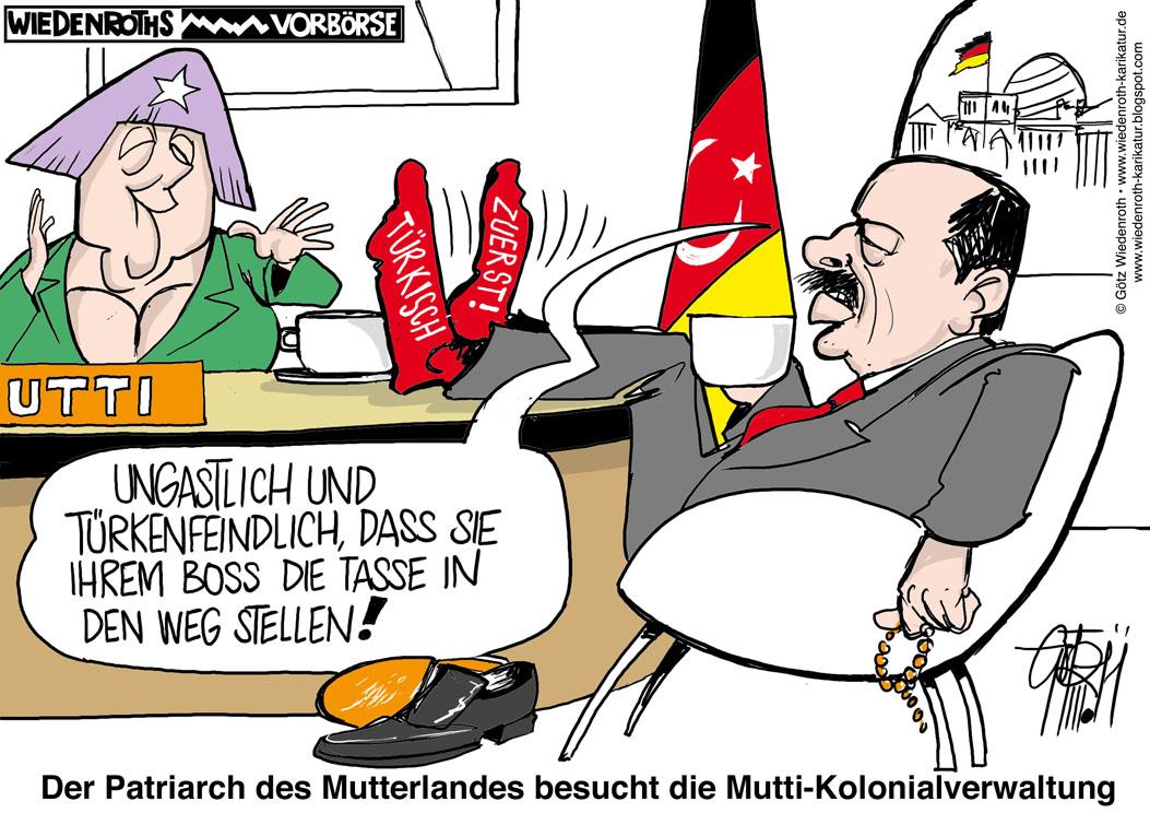 Türken Verarsche