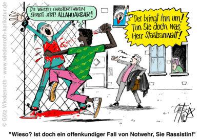 Unterstützt SPD-Mann Wolf Ex-Bin-Laden-Leibwächter?