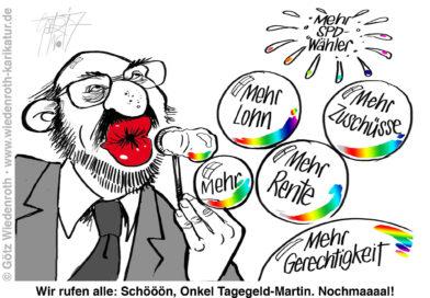 Extrem schräg: Schweigsame SPD-Lokalchefin Krupp lässt Oberbürgermeister-Kandidatur offen