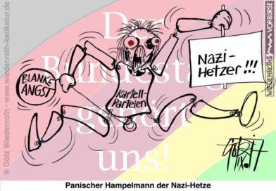 """Irre: Größter """"General-Anzeiger""""-Hetzer schreibt von """"Entmenschlichung"""""""